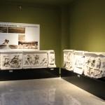 Frise des gladiateurs de Kibyra, musée de Burdur