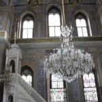 Minbar Pertevniyal sultan camii