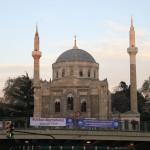 Pertevniyal sultan camii, Istanbul
