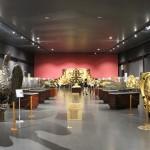 Salle des proues, musée de la mer d'Istanbul