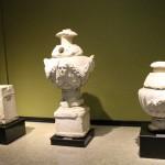 Urnes funéraires de Sagalassos, musée de Burdur