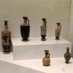 Vases antiques, musée de Burdur