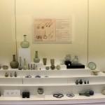 Verreries anciennes, musée de Burdur