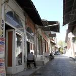 Vieux bazar de Burdur