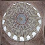 Coupole de la mosquée Kalenderhane d'Istanbul