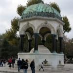 Fontaine de Guillaume II à Sultanahmet