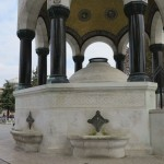 La fontaine allemande de Sultanahmet
