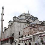 Mosquée de Fatih à Istanbul