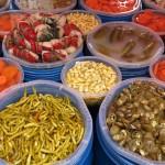 Turşu, marché de Samatya