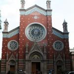 l'église Saint-Antoine d'Istanbul