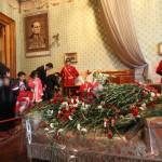 Dans cette chambre du Palais de Dolmabahçe Atatürk a rendu son dernier souffle