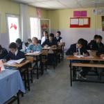 Dans une école de Hasankeyf