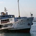 Les vapur d'Istanbul et leur bruit caractéristique