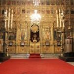 Iconostase de l'église patriarcale Saint-Georges du Fener, Istanbul
