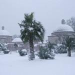 30.01.2008 Sultanahmet sous la neige