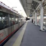 Une station du Marmaray