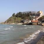 Bord de mer à Kilyos