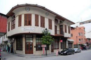 Maison traditionnelle d'Adana restaurée