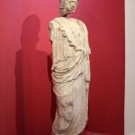 Dans le musée de l'art et de l'histoire d'Izmir