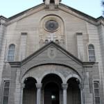 Eglise Notre Dame du Rosaire à Izmir