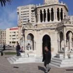 La tour de l'horloge d'Izmir