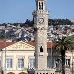 La tour de l'horloge, symbole d'Izmir