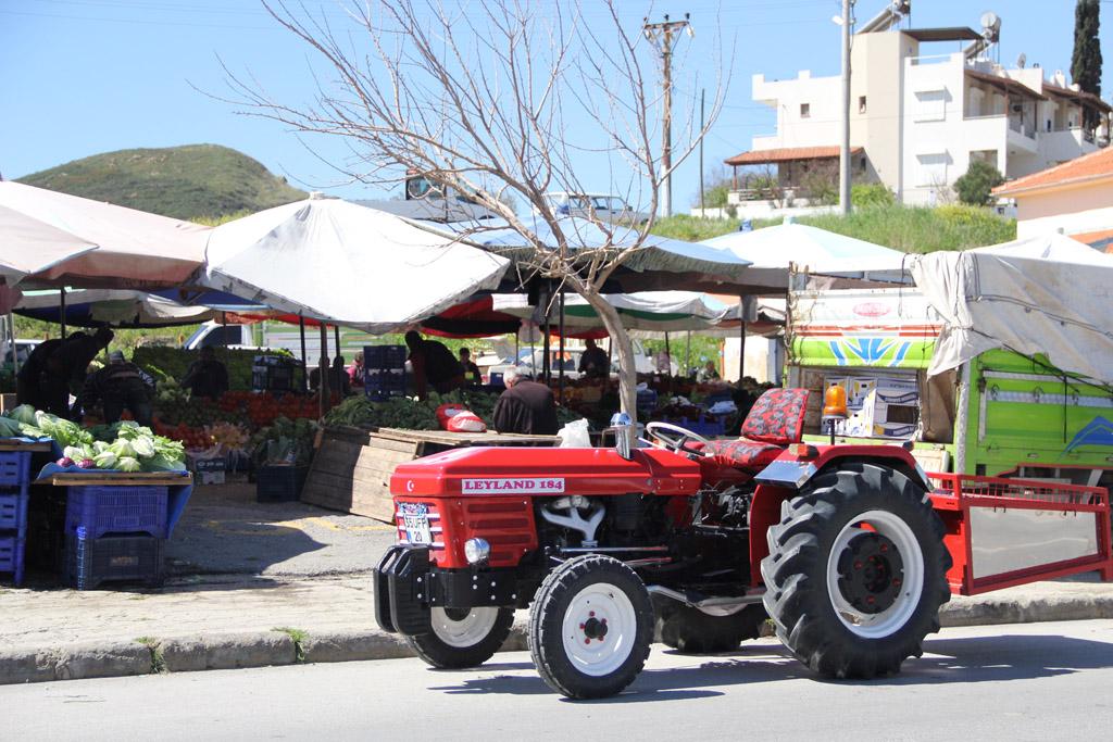 Marché d'Urla, Iskele