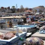 Port d'Iskele, Urla