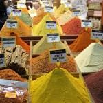 Bazar égyptien d'Istanbul
