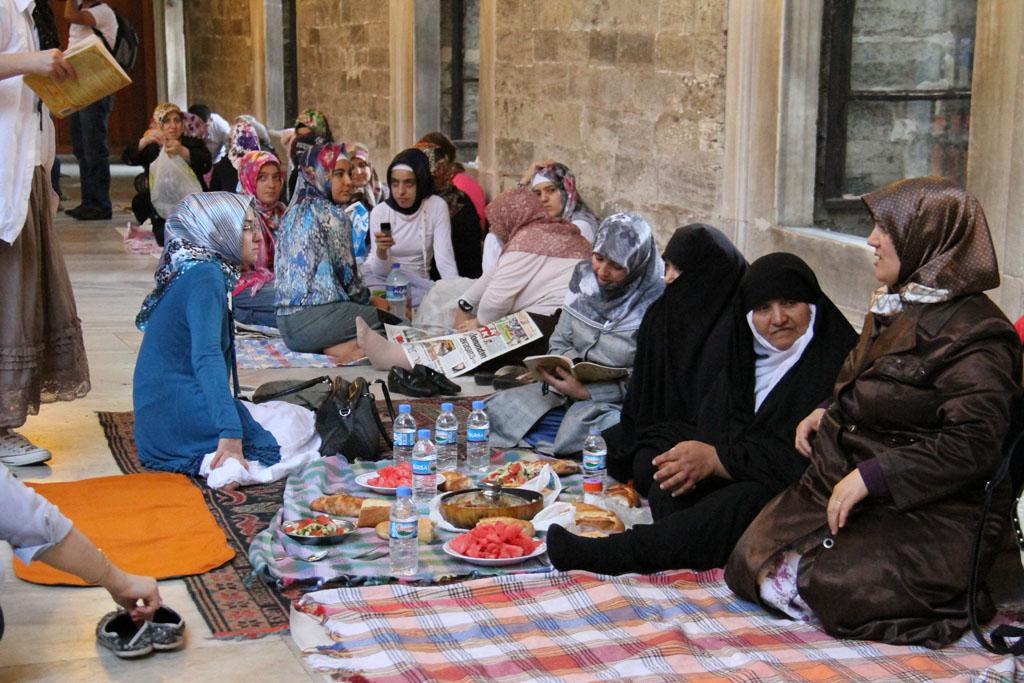 Flirter durant le ramadan
