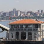 Embarcadère historique de Moda