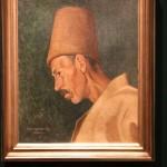 Un des tableaux du musée de Pera à Istanbul