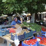 Marché de Marmara
