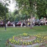 Parc d'Eskişehir en plein centre-ville