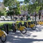 Une balade à vélo dans les rues d'Eskişehir