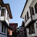 Dans une ruelle d'Odunpazarı à Eskişehir