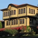 Maison traditionnelle d'Odunpazarı à Eskişehir