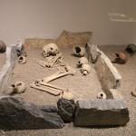 Nécropole de Demircihöyük - musée archéologique d'Eskişehir