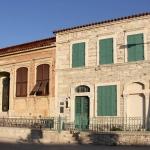 Anciennes maisons grecques à Foça