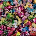 Bonbons et chocolats pour la fête du sucre à Istanbul
