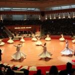 Cérémonie de sema à Konya