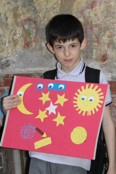 Cadeau pour un professeur turc