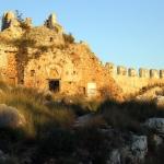 Chapelle arabe de la forteresse d'Alanya