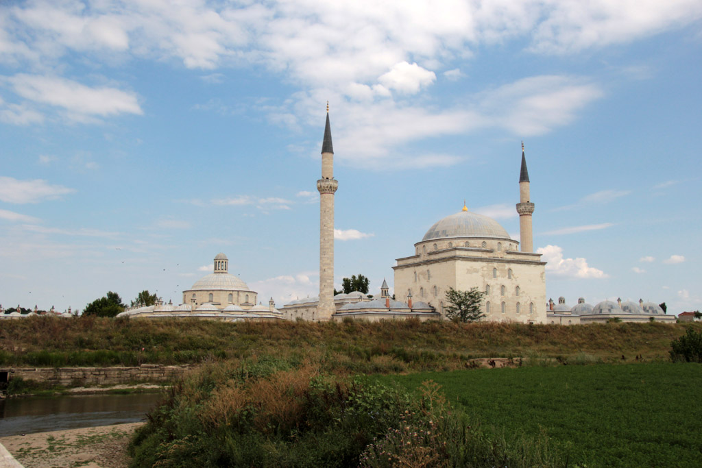 Complexe de Beyazit II à Edirne