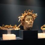 Couronnes en or, époques hellénistique et romaine, musée des civilisations anatoliennes d'Ankara