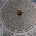 Dôme de la mosquée Küçük Mecidiye de Beşiktaş