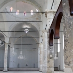 Dans l'église arménienne de Sivrihisar