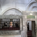 Dans le complexe de Seyyid Battal Gazi
