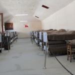 Dortoir de la prison-musée Ulucanlar à Ankara