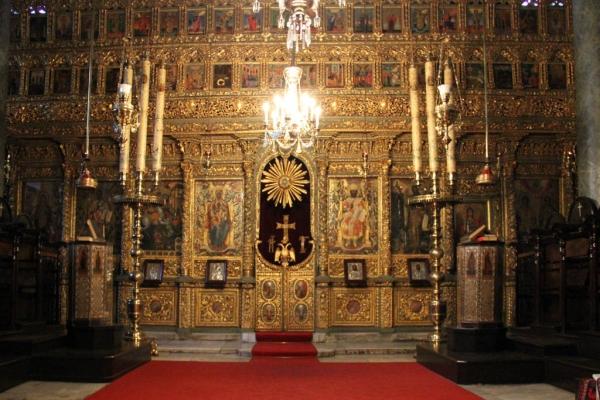 Eglise Saint-Georges à Fener